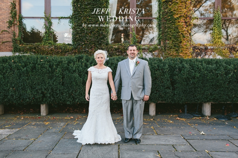 Krista & Jeff | Hiram Walkers | Windsor Wedding Photographers | Manifesto Photography