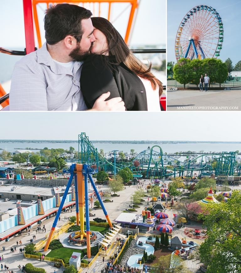 Manifesto Wedding Photographers |Windsor London Kitchener Waterloo Toronto | Engagement Photography | Cedar-Point