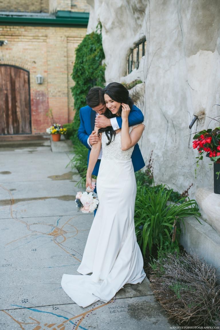 Sergiu + Alice | Hacienda Sarria | Kitchener, Ontario Wedding ...