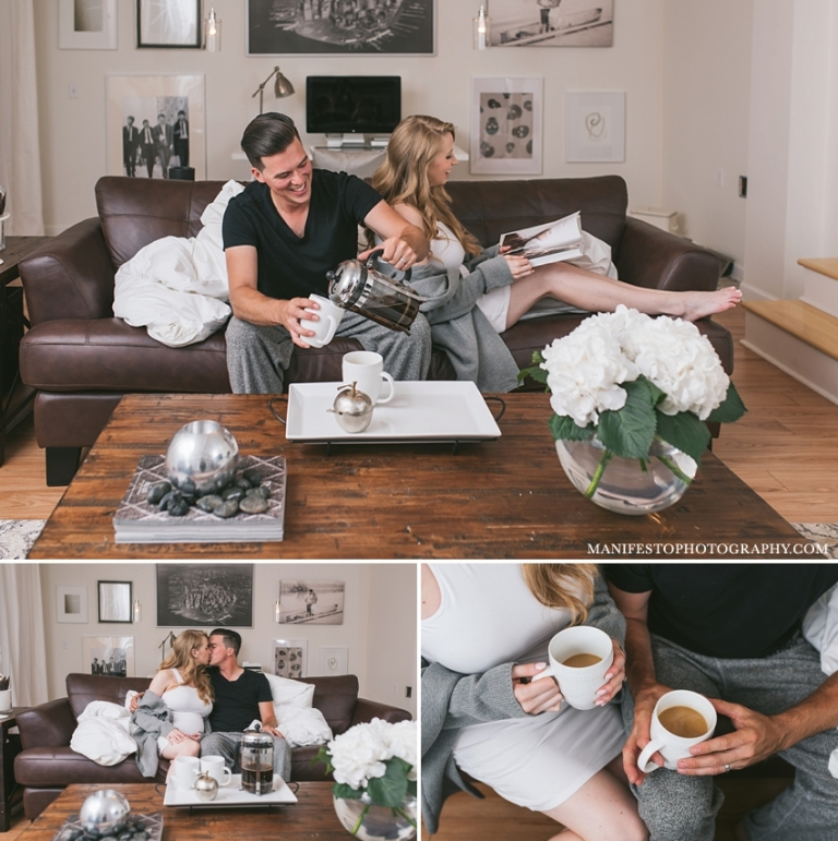 Manifesto Maternity Photographers | Windsor, Ontario | Photography #airdale #maternity #design