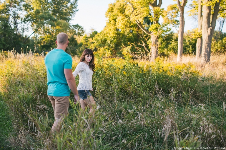 10 Year Anniversary Photo shoot with Manifesto Photography. Windsor, Essex, and Leamington Photographers. Point Pelee National Park.