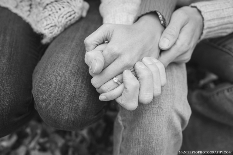 Windsor, Ontario Engagement Photos | Manifesto Wedding Photography | Fall
