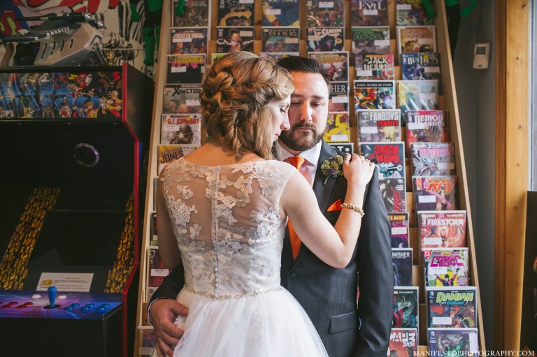 Jonathan Brittany St Clair College Centre For The Arts Windsor Ontario Wedding Photographers Manifesto Photography