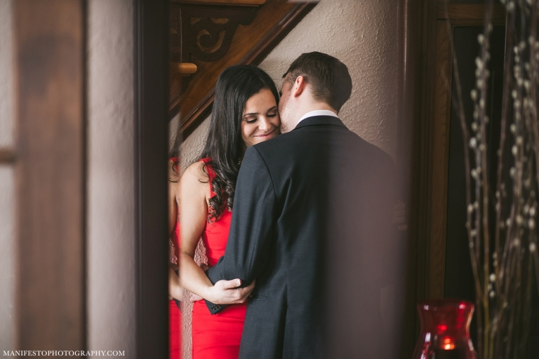 Windsor, Ontario Engagement Photography | Manifesto Photography | Iron Kettle Bed and Breakfast