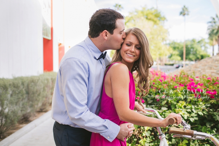 Palm Springs Engagement Session by Manifesto Photography