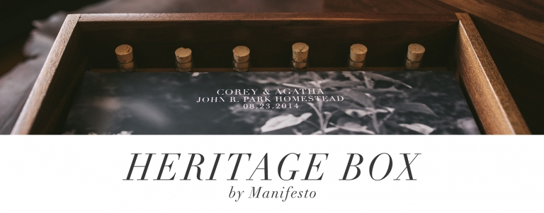 Manifesto Photography Heritage Box
