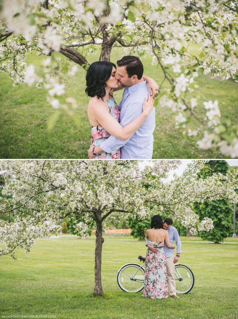 Windsor, Ontario Engagement Photographers | Manifesto Wedding Photography | Jackson Park |