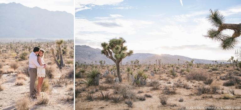 Joshua Tree National Park | Destination Engagement Photographers | Manifesto Photography | Joshua and Arica Klassen