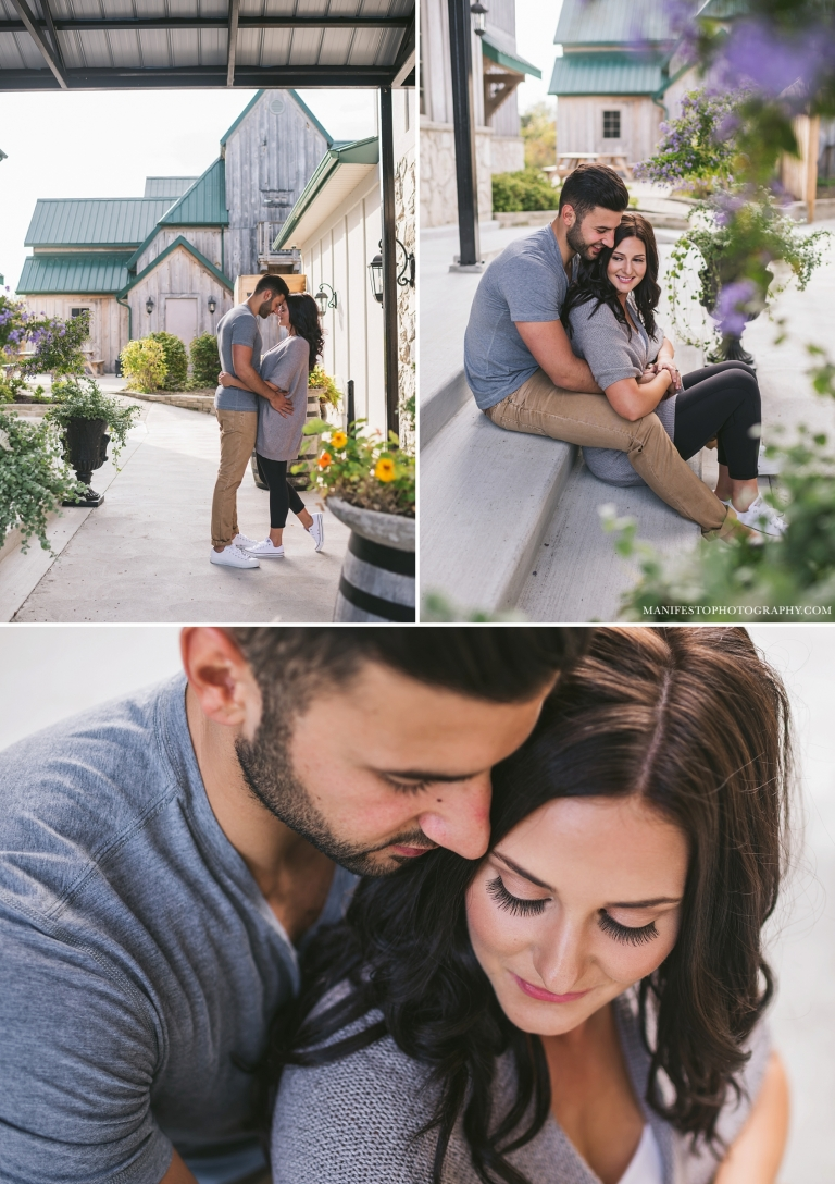 Windsor, Ontario Engagement Photographers, Manifesto Photography | Sprucewood Shores Estate Winery