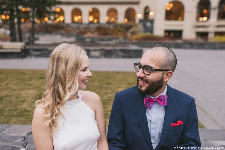 Colleen & Demetris | Lake Louise, Alberta | Windsor, ON Engagement Photographers
