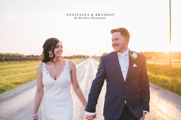 Windsor, Ontario Wedding and Engagement Photographers | Manifesto Photography | Mastronardi Estate Winery