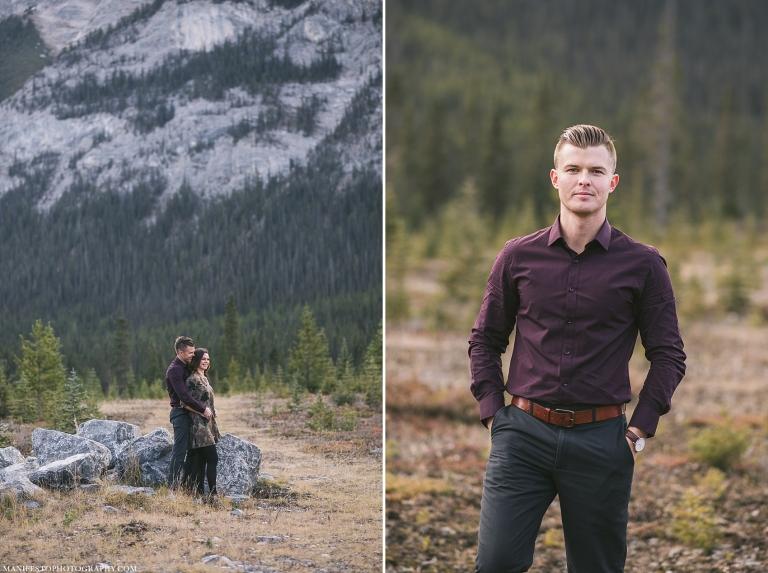 Destination Banff engagement session | Manifesto Photography | Engagement and Wedding photographers based in Windsor, Ontario