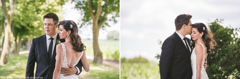 Manifesto Wedding Photography | Mastronardi Estate Winery | Windsor Wedding Photographers