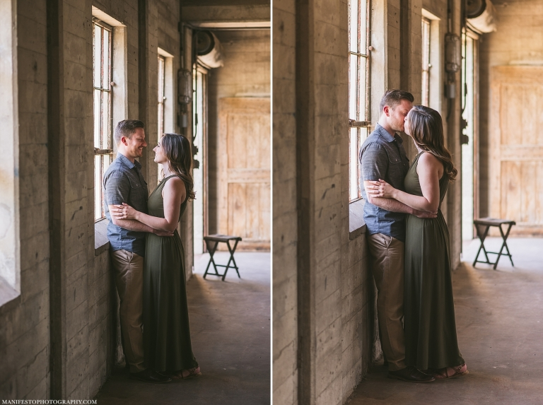 Manifesto Photography | Windsor, Ontario Engagement Photographers | The Old Harrow Mill