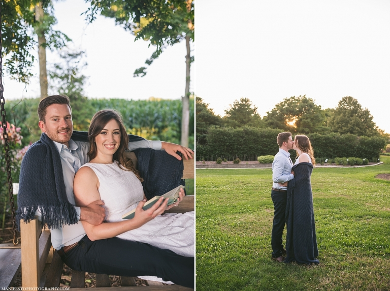 Manifesto Photography | Windsor, Ontario Engagement Photographers | The Old Harrow Mill