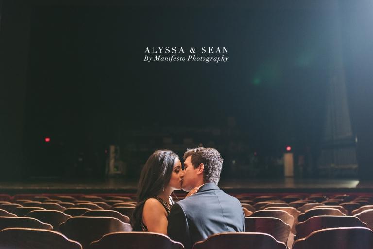 Manifesto Photography | Detroit Opera House | Windsor, Ontario Engagement Photographers |