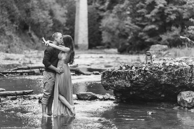 Manifesto Photography | Windsor Ontario Engagement Photographers | Destination Engagement Photography | Elora Ontario