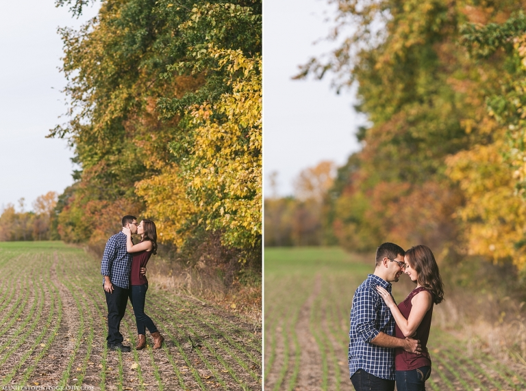 Manifesto Photography | Windsor Ontario Wedding Photographers | Leamington Ontario Engagement Session