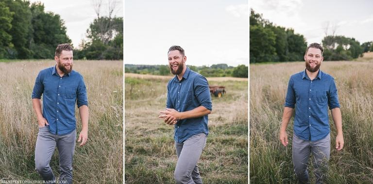 Manifesto Photography | Windsor Ontario Wedding Photographers | Destination Engagement Session | Woodstock Ontario
