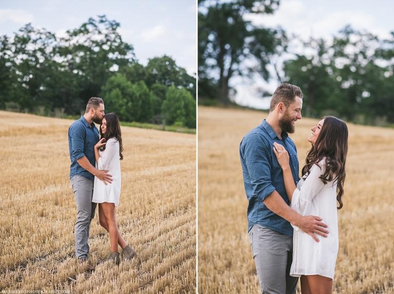 Manifesto Photography | Windsor, Ontario Wedding and Engagement Photographers | Destination Engagement Session | Woodstock, Ontario