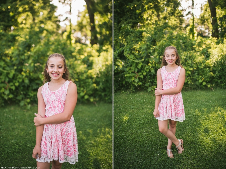Summer Family Photo Shoot with Manifesto Photography | Windsor, Ontario | John R Park Homestead