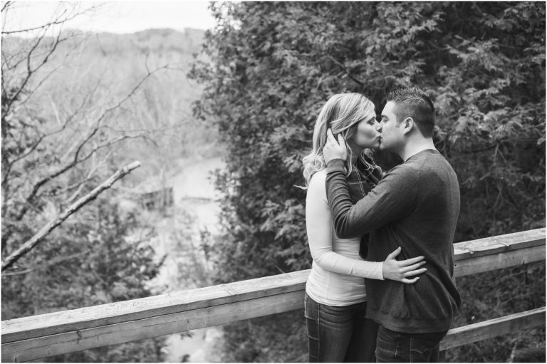 Windsor, Ontario Engagement Photographer, Manifesto Photography, Rock Glen Engagement Session