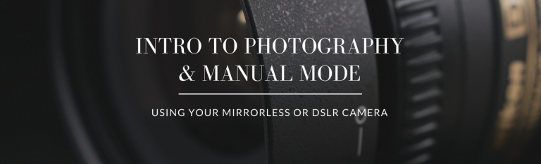 Windsor, Ontario Photography & Creative Workshops Introduction to photography and manual mode