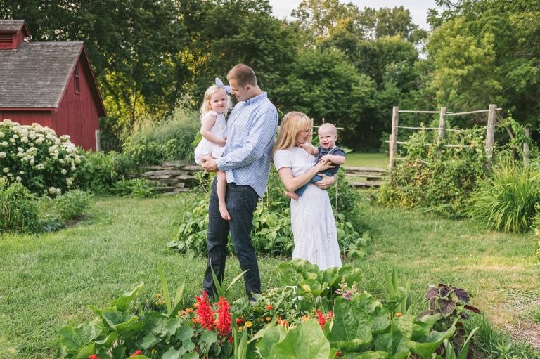 Family Photos at John R Park Homestead in Harrow, Ontario | Manifesto Photography | Essex County Photographers